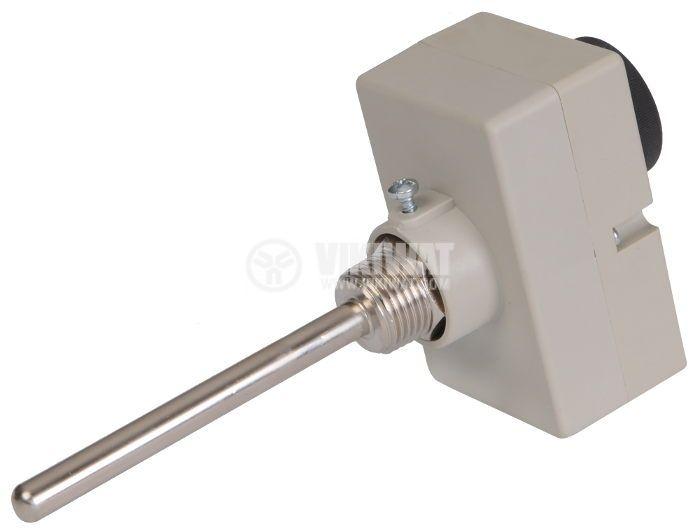 Thermostat, PRODIGY C2000, +30 °C +90 °C, NO+NC, 10 A / 250 VAC - 1