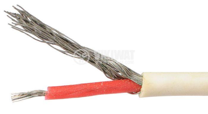 ТЧП-К екраниран кабел 1x0.14mm2