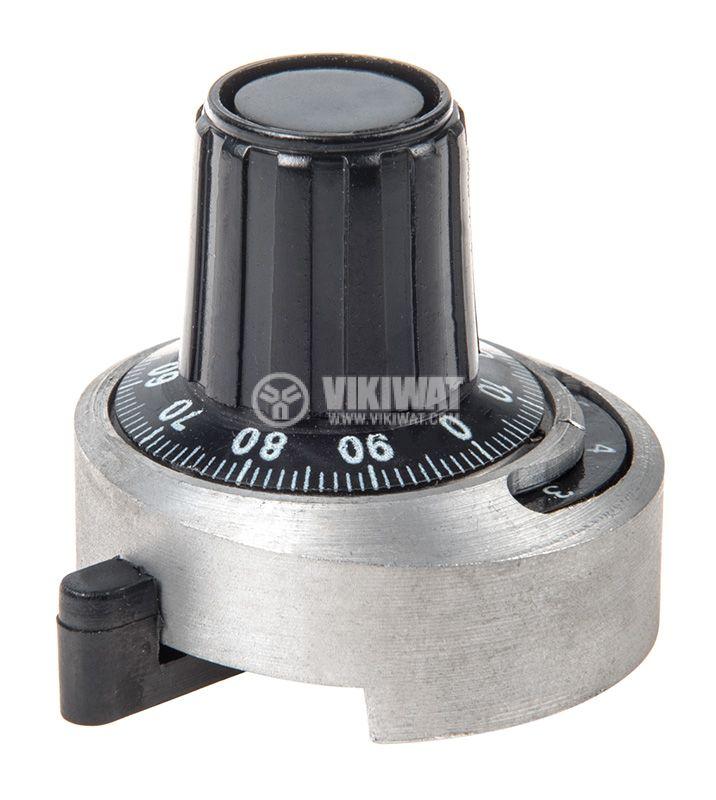Прецизно копче за потенциометър - 1