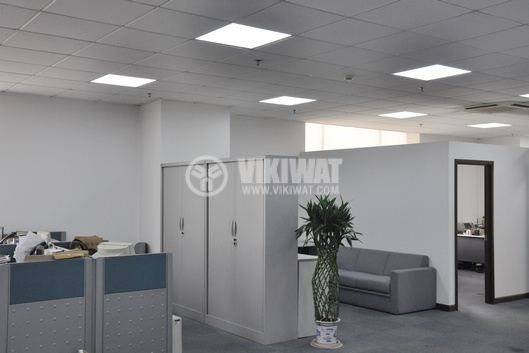 LED Panel Light  BN05-6610, 40W, 220-240V, IP20, 4200K, white, 600x600 - 3