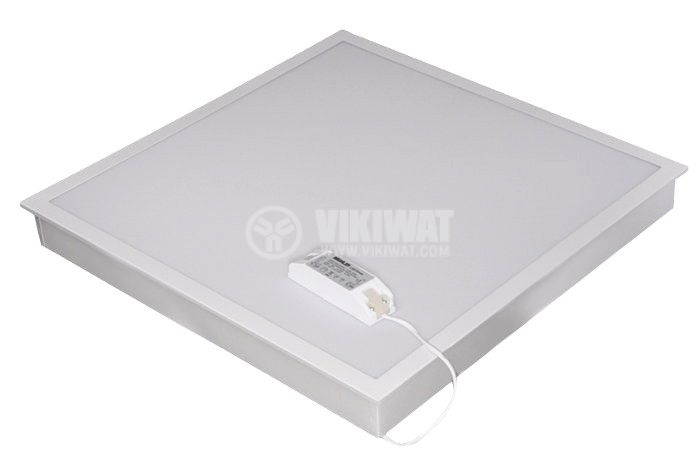 LED Panel Light  BN05-6610, 40W, 220-240V, IP20, 4200K, white, 600x600 - 5