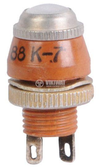 Цокъл BA5S за автомобилни лампи, затворен - 1
