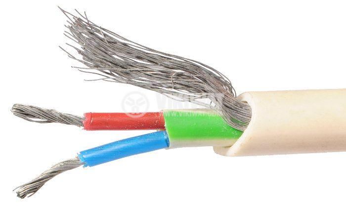 ТЧП-К екраниран кабел 2x0.75mm2
