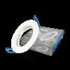 Арматура за вграждане, MITTO-R, кръгла, за халогенни и LED луни, бял мат, GU5.3/GU10, BH03-02060 - 1