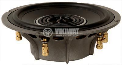 "Trinity-6 3-Way Ribbon Coaxial Full-Frequency speaker 6 1/2"" - 1"