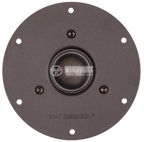 "High frequency loudspeaker, HiVi, Q1R, 6 Ohm, 15 W, 1"" - 2"