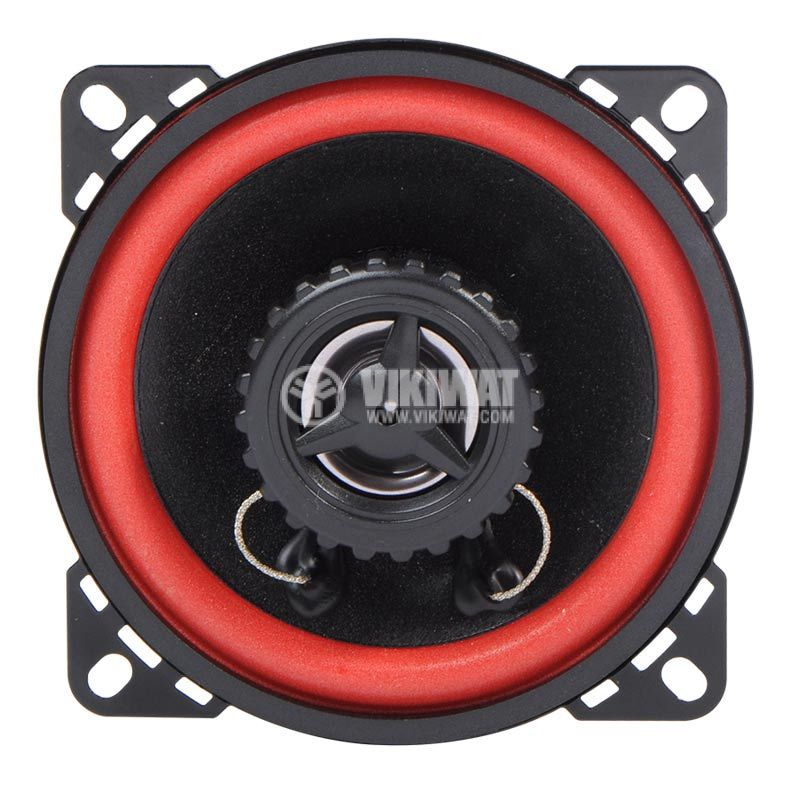 "Автомобилен високоговорител DAX ZGC-100, двулентов, 4Ω, 100W, 100mm (4"") - 2"