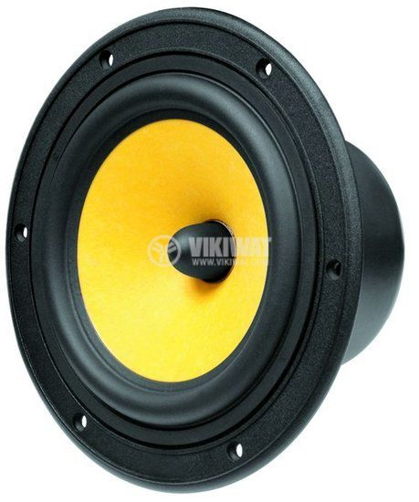 Low frequency loudspeaker  HIVI F6, 8 Ohm, RMS 45 W - 2