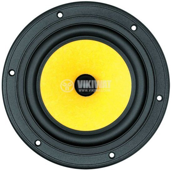 Low frequency loudspeaker  HIVI F6, 8 Ohm, RMS 45 W - 3