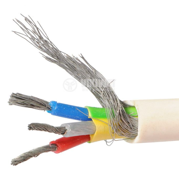 ТЧП-К екраниран кабел 3x1mm