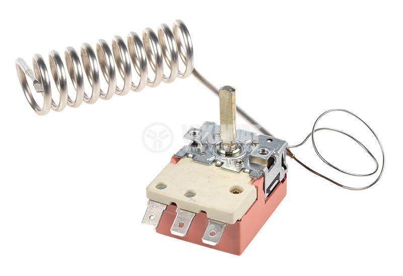 Терморегулатор за бойлер 0~42°C 55.18209.020 NO+NC 16A 250VAC ф6x125mm - 1