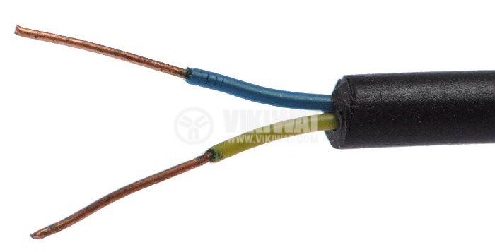 ПТПВ телефонен кабел 2x0.5mm2