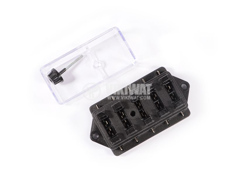 Car holder with lid 5 sockets - 2
