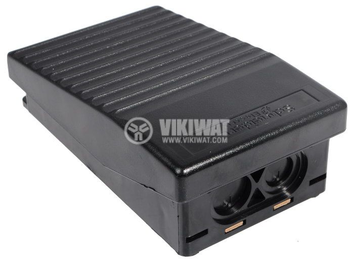 Single Foot Switch, XPEA110, NO+NC, 250 VAC - 2