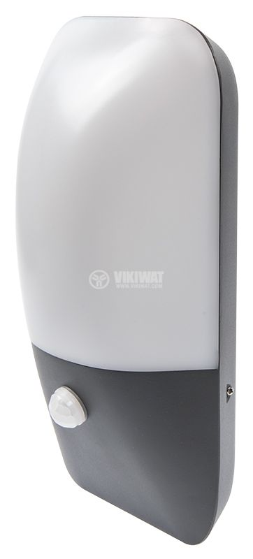 LED garden light PIRUS-FS with sensor, 10W, 220VAC, 900lm - 4