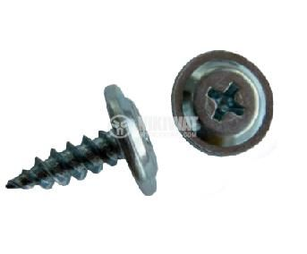 Self-tapping screw, KNAUF, 4.2x20mm, wafer head