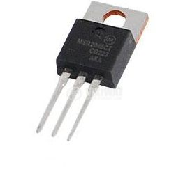 Диод MBR2045, 20 A / 2 x 10 A/, 45 V, шотки