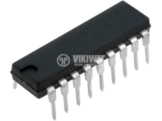 Интегрална схема ULN2804A драйвер darlington транзисторна матрица