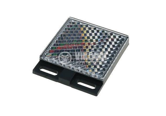 Рефлектор за оптичен датчик 50x50x7mm