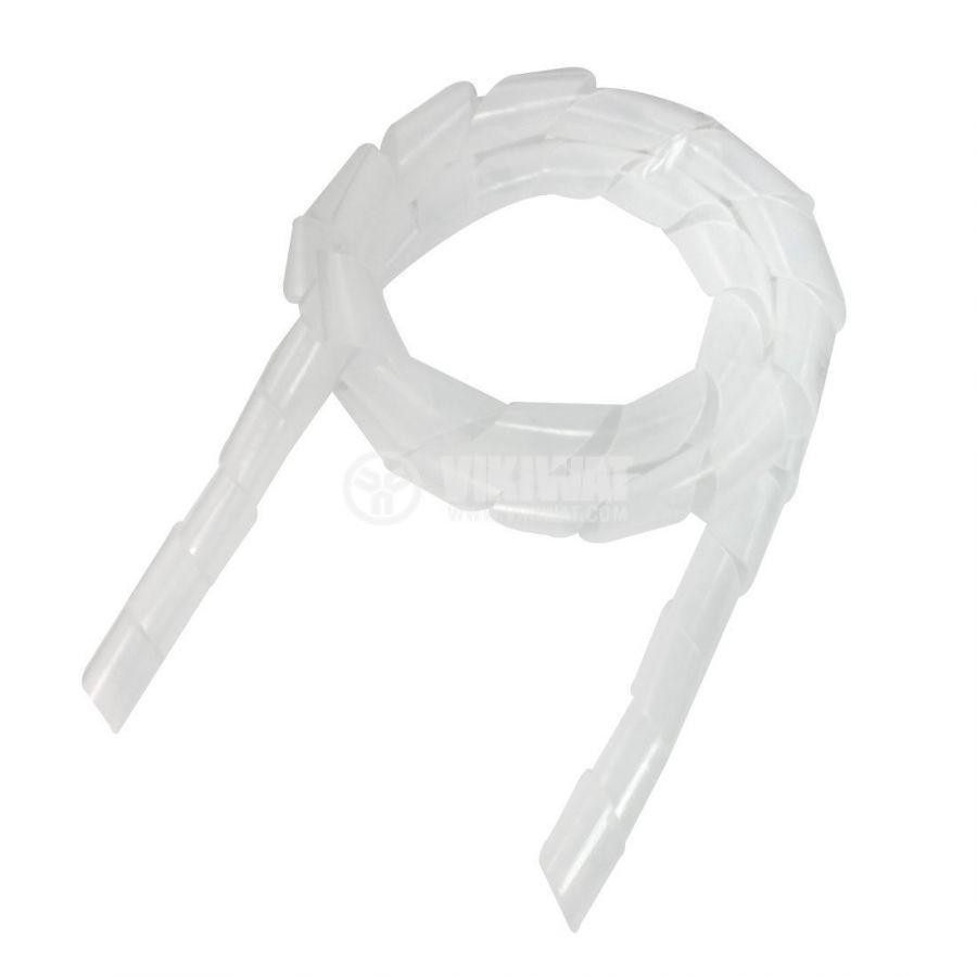 Електроизолационни лента за опаковане на кабели, спирала HT-6 10m