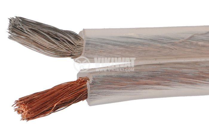 Силиконов кабел за тонколони SC1011, 2x4mm2