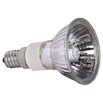 Халогенна дихроична лампа 230 VAC, 50 W, E14, закрита
