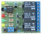 3 - канален инфрачервен приемник / контролер