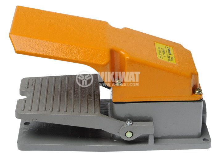 Footswitch, SFMP-1, 250VAC, 10A, SPDT NO + NC - 1