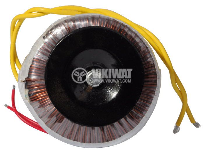 Тороидален трансформатор 230 / 12 VAC, 60 VA - 3