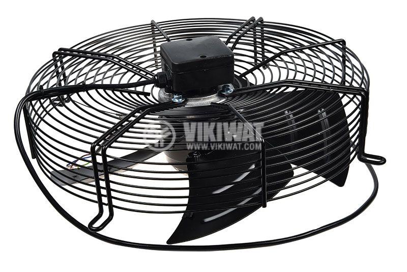 Fan, industrial, axial Ф350mm, 3270m3 / h, 100W, FDA-4E-350S, 220VAC - 5