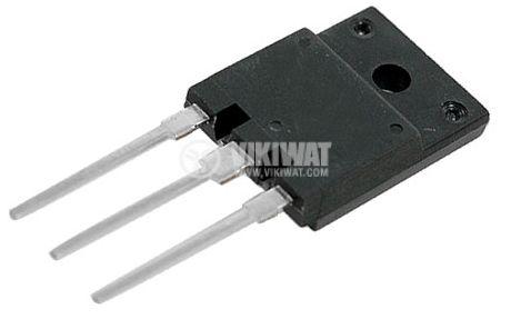 Транзистор 2SD998/LS998, NPN, 120 V, 10 A, 80 W, 2 MHz, TO-3PML