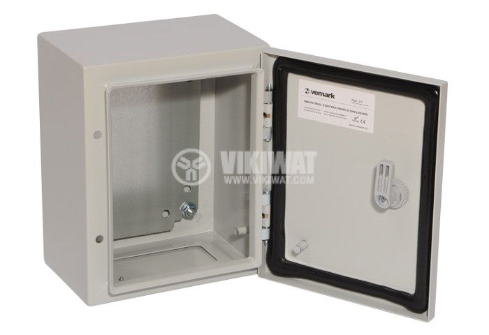 Wall mount box VT2 2515, 250x200x150mm, IP65 - 2