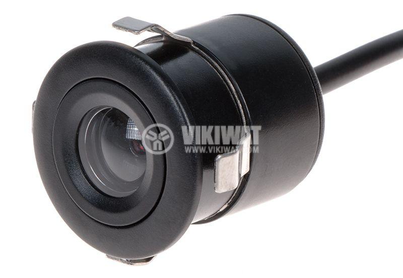 Car camera for rear vision, 12VDC, 120°, 720х540, CMOS - 1
