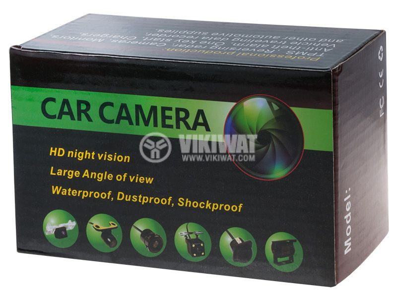 Car camera for rear vision - 4