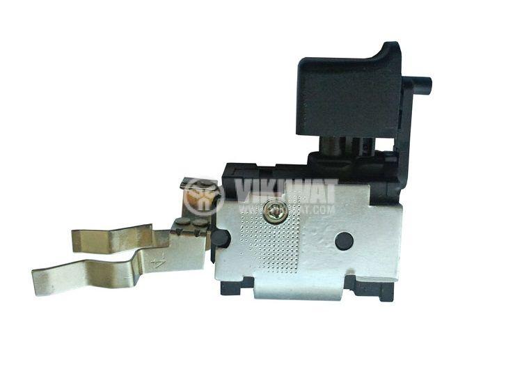 Електрически прекъсвач (ключ), регулатор на обороти с реверсиране за ръчни акумулаторни електроинструменти FA024A-20/1 20A/7.2VDC - 24VDC - 1