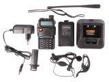 Two-Band UV-DR 5W radio station - 1