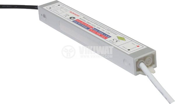 LED power supply VSP30-24, 24VDC, 1.25A, 30W, waterproof