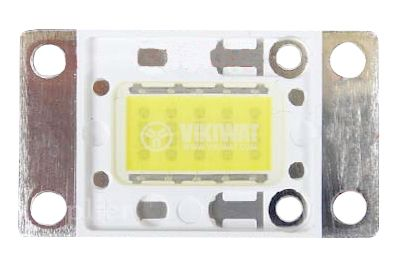 High power LED, 20 W, green, 520-530 nm, 700 lm, 20WG34 - 1