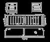 LED захранване 12VDC, 150W, 220VAC, 12.5A, IP20, невлагозащитено, BY02-01500 - 2