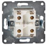 Electric switch for boilers, 32A, 250VAC, built in mounting, with light indication, modul - 2