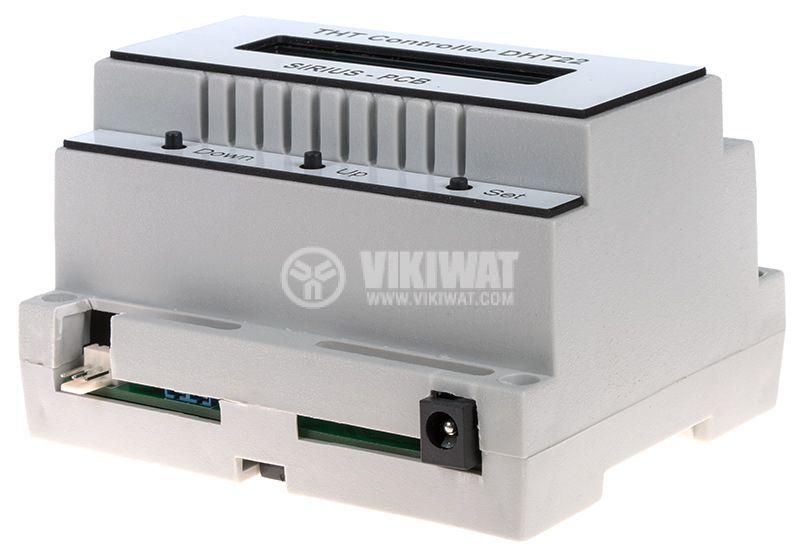 Термо-влаго-таймер, контролер - 5