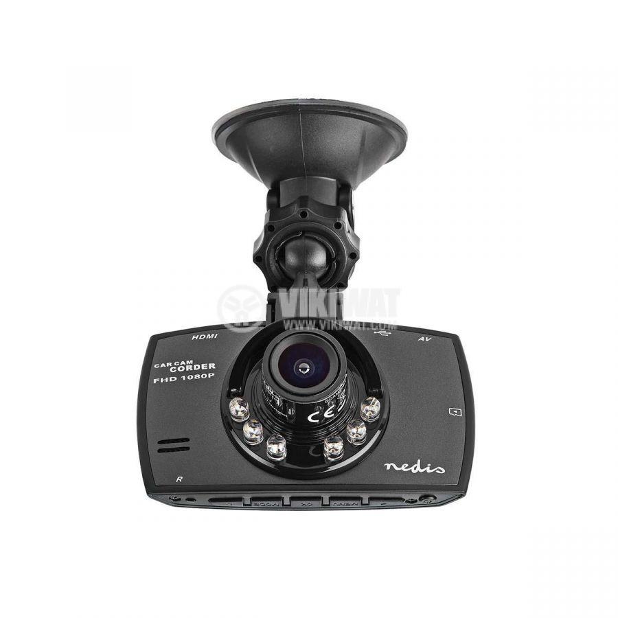 HD портативна видеокамера за кола с 2.7'' дисплей, Full HD 1080p, 120° - 8