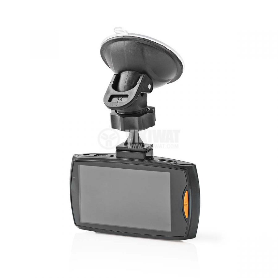 HD portable car video camera with 2.7-inch display, Full HD 1080p, 120°  - 7