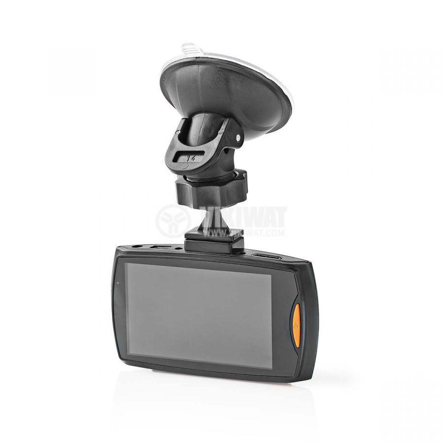 HD портативна видеокамера за кола с 2.7'' дисплей, Full HD 1080p, 120° - 7
