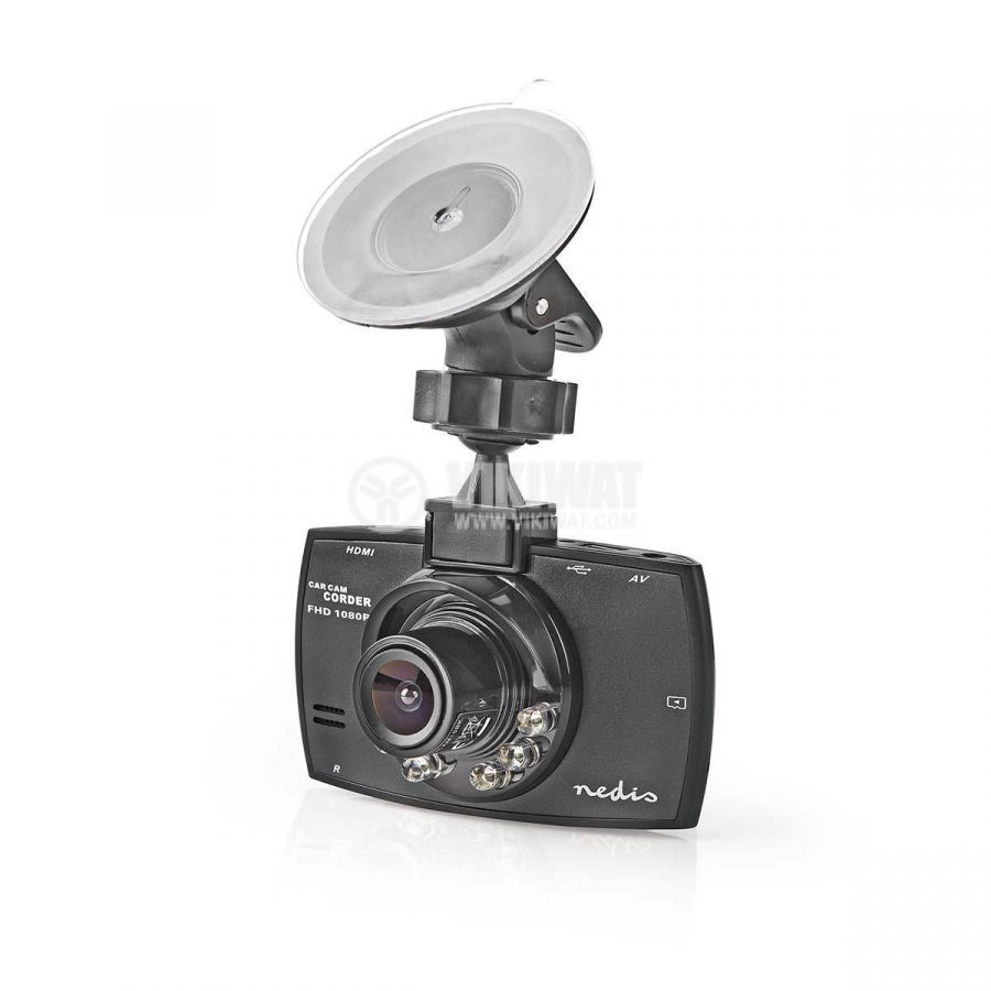 HD portable car video camera with 2.7-inch display Full HD 1080p 120° - 6