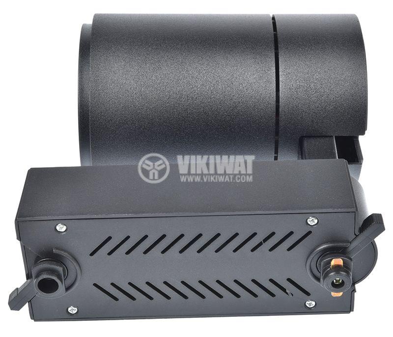LED track light SHOPLINE-C, 30W, 220-240VAC, 3000K, black, BD30-01301 - 6