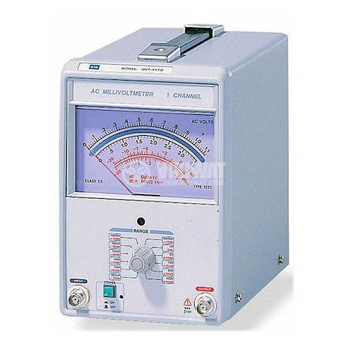 Digital Millivolt Meter : Ac millivolt meter gvt b analog uv microvolt