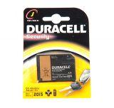 Battery 4LR61, 6VDC, alkaline, DURACELL