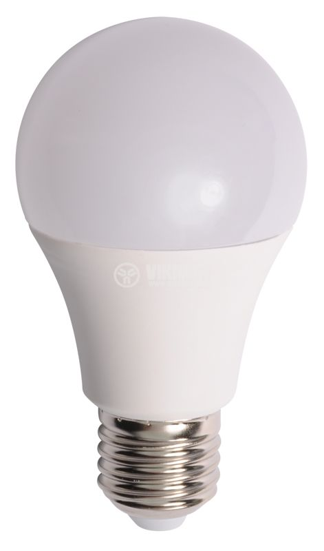 LED лампа 12W, E27, 220VAC, 4200K, неутрално бяла, BA18-1221 - 4