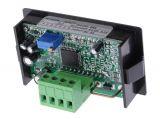 Digital ammeter, 0-5A DC, SFD-85 - 2